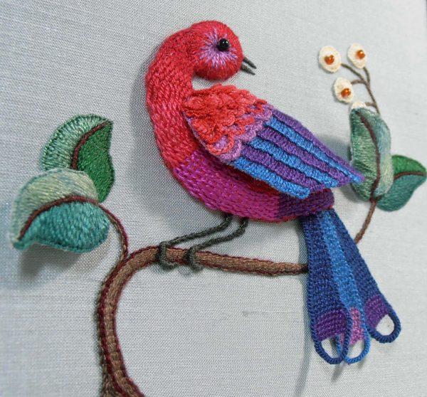 Raised Embroidery Kit