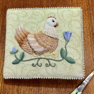 Mother Hen Needle Book