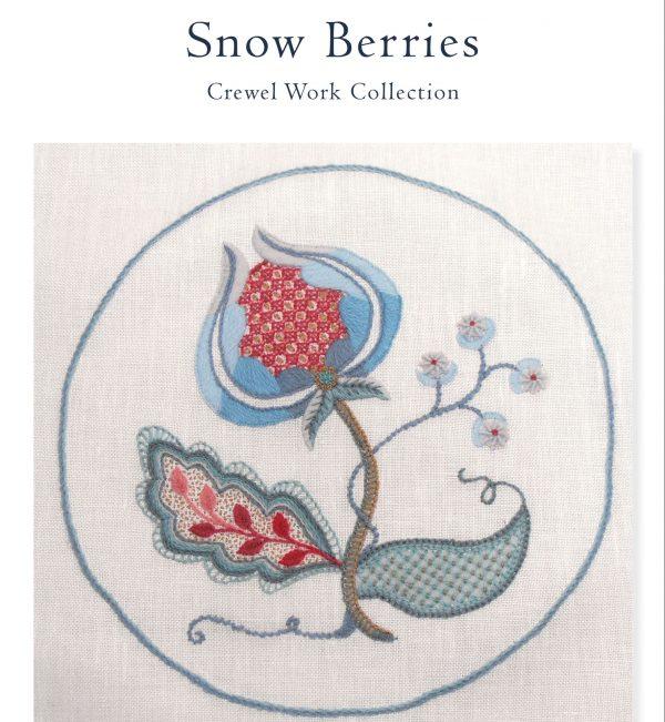 Snow Berries Pattern Download