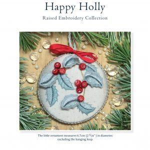 Happy Holly PDF Pattern