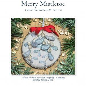 Merry Mistletoe PDF pattern download